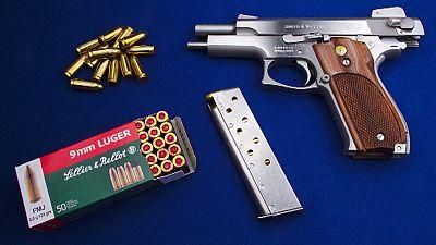 El fabricante estadounidense de armas Smith & Wesson dispara sus ganancias en el segundo trimestre