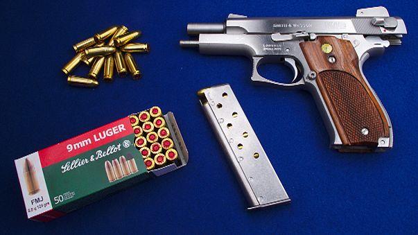 Прибыль оружейника Smith&Wesson утроилась