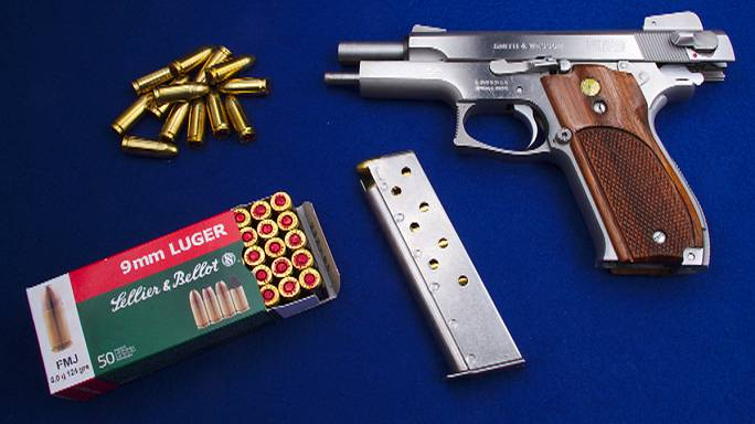 US gunmaker Smith & Wesson sees sales and profits soar