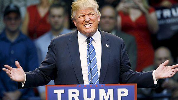 Donald Trump nimmt kein Blatt vor den Mund