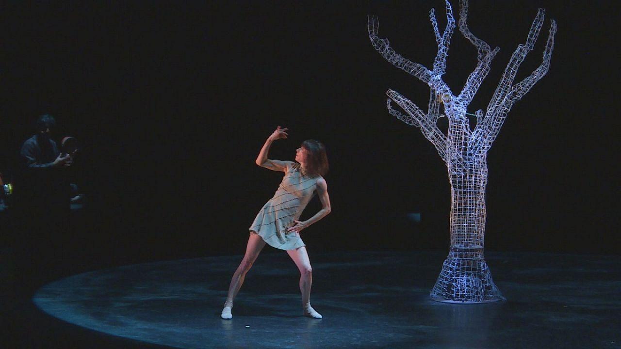 سيلفي غيلام: النجمة الراقصة التي ابدعت العالم برشاقتها
