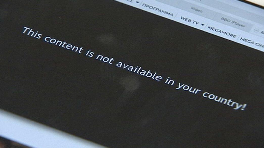 Brüssel geht Zugangsbarrieren im Internet an