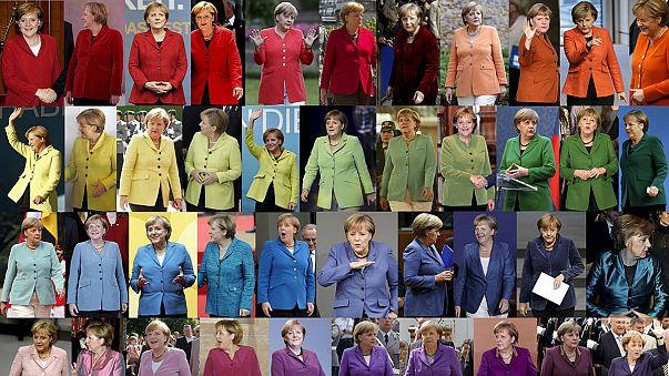 Merkel az év embere a Time magazin szerint