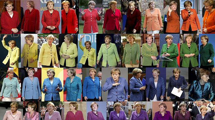 """Меркель: """"человек года"""" по версии Time"""