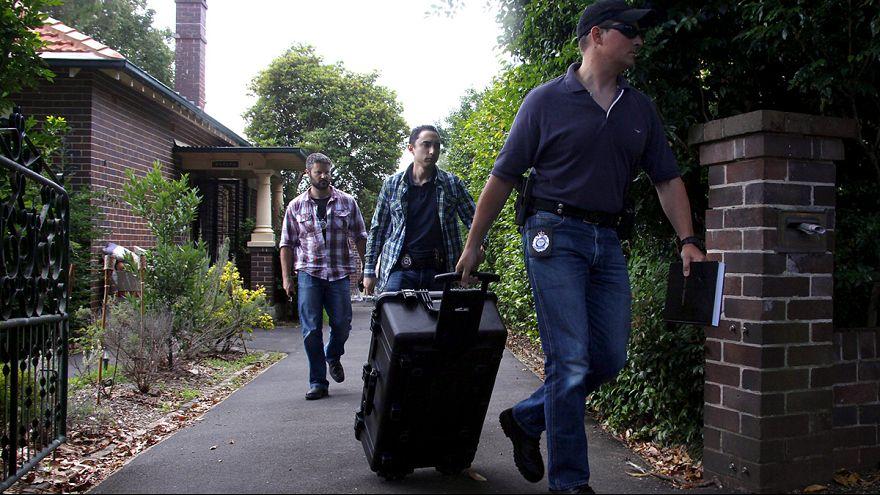 Полиция Сиднея провела обыск в доме возможного разработчика криптовалюты биткоин