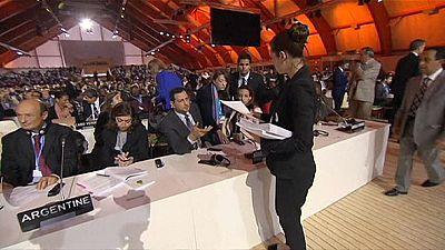 La COP21 presenta el borrador definitivo del acuerdo contra el cambio climático