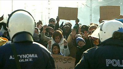 Réfugiés : Paris et Berlin demandent plus de fermeté aux frontières extérieures de l'Europe