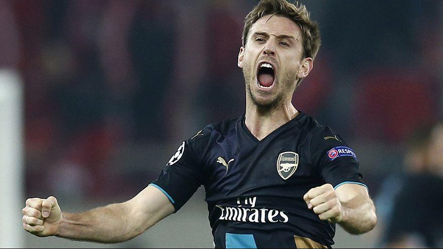 UEFA Şampiyonlar Ligi: Chelsea ve Arsenal 2. turda