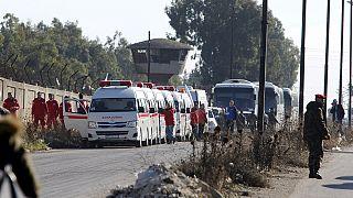 Сирия: переговоры оппозиции и перемирие в Хомсе