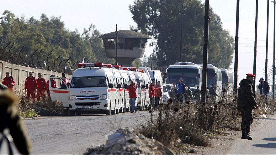 Syrische Oppositionsgruppen verhandeln über Bildung einer Allianz