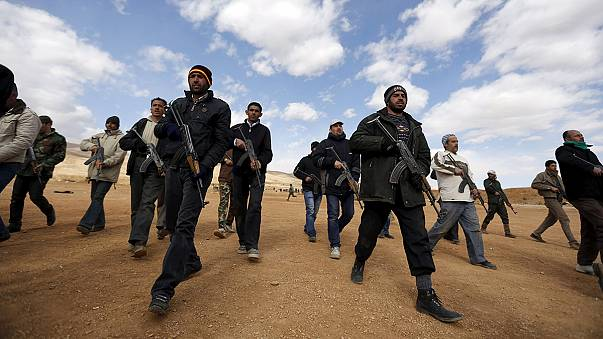 Who are the 'moderates' in Syria's Civil War?