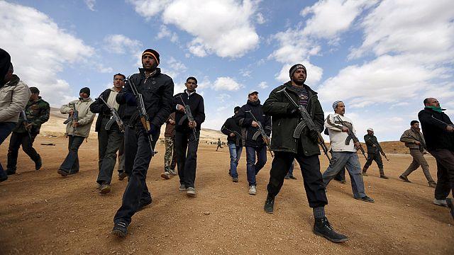فصائل المعارضة السورية السياسية والمسلحة