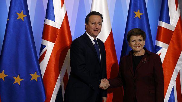 Cameron: Stärkere Rolle für Nationalparlamente in der EU
