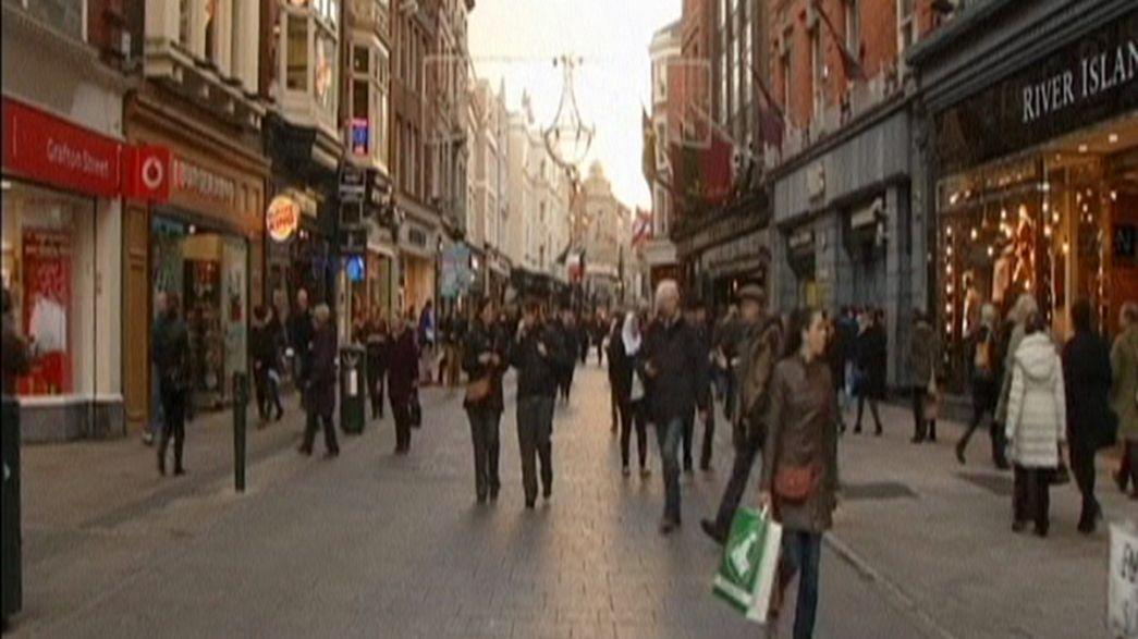 """Irlanda """"col turbo"""", Pil +7% nei primi nove mesi dell'anno"""
