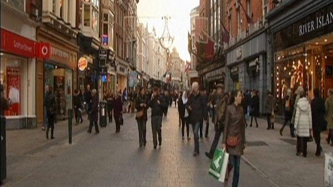 نمو الاقتصاد الايرلندي للعام الثاني على التوالي
