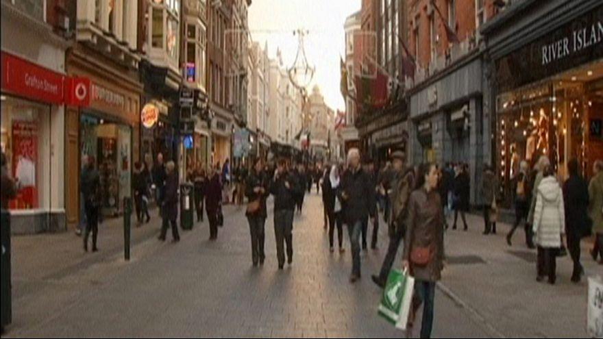 Irlanda vuelve a liderar el crecimiento en la UE