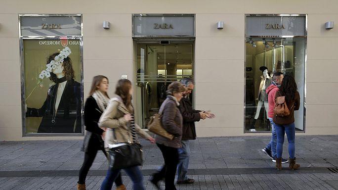 Владелец Zara объявил о росте прибыли на 20%