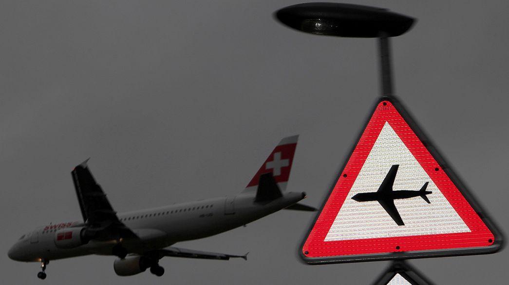 Transport aérien : bénéfices record en 2015