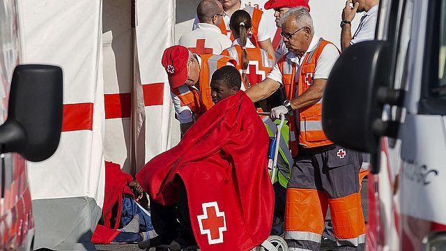 Kızılhaç ve Kızılay'ın gündeminde mültecilerin güvenliği var