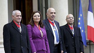 """Tunisinos recompensados depois de """"ano horrível"""""""