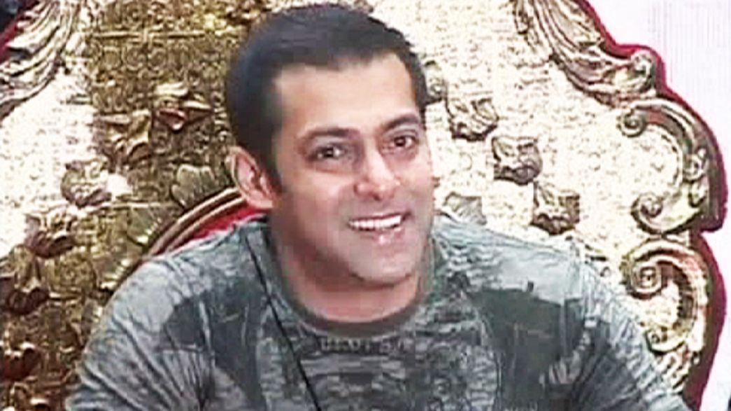 """Le """"bad boy"""" de Bollywood acquitté pour la mort d'un sans-abris"""