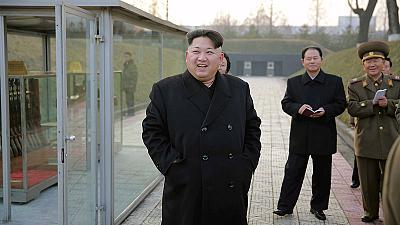 Nordkorea kann Wasserstoffbombe bauen, sagt Kim Jong-un