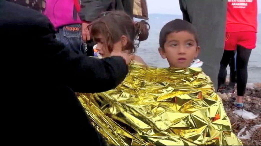 413.800 Menschen suchten im dritten Quartal in Europa Zuflucht