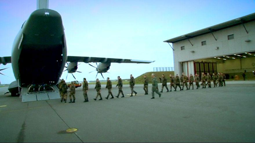 ألمانيا تبدأ مشاركتها في الحملة العسكرية على تنظيم داعش