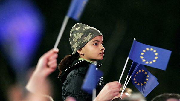 Perfil da população da União Europeia