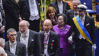 Átadták a Nobel-díjakat Stockholmban
