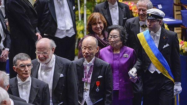 Nobelpreise in Stockholm verliehen