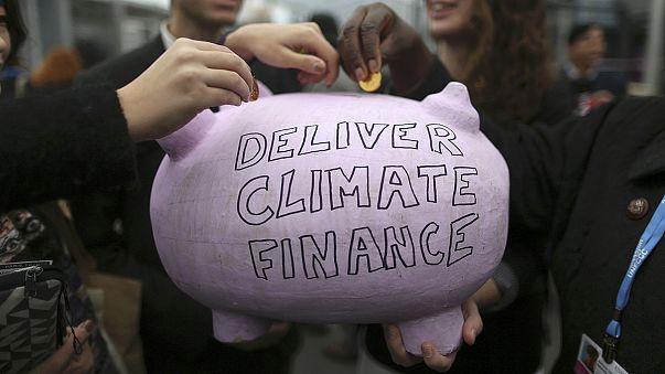 Klimakonferenz in Paris: NGOs machen Druck