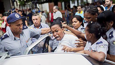 Día de los Derechos Humanos en Cuba
