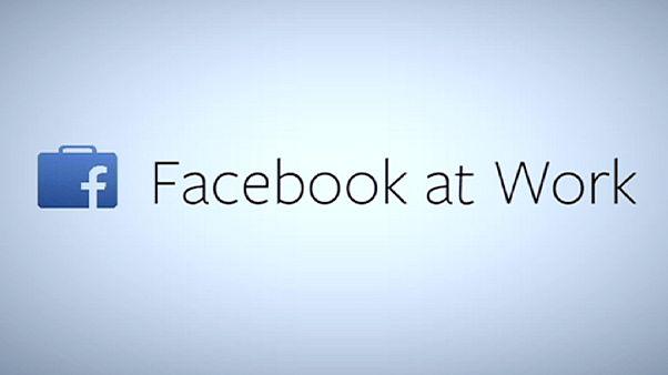 """""""Facebook at work"""": A rede social para profissionais e sem jogos"""