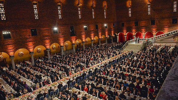 Нобелевская премия: банкет и бал в Стокгольме, гуляния в Осло