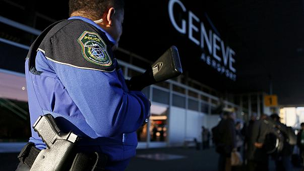 Geneva raises alert level as police reportedly hunt terror suspects
