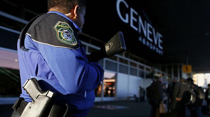 В Женеве ищут террористов