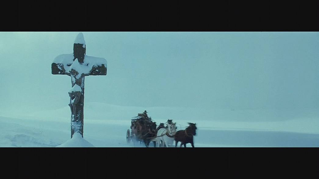 Quentin Tarantino'nun yeni filmi 'The Hateful Eight' 8 Ocak'ta vizyonda