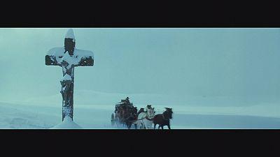 """The Hateful Eight"", un wéstern de Tarantino con música de Morricone"