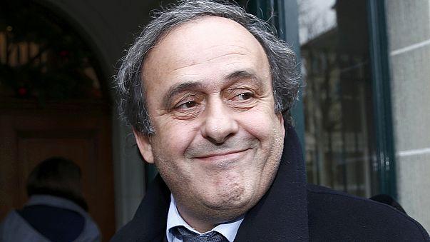Confirmada la suspensión cautelar de 90 días para Michel Platini