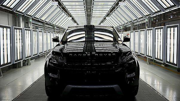 Jaguar Land Rover se fabrirá también en Eslovaquia
