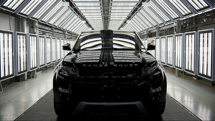 Land Rover escolhe Eslováquia para construir fábrica