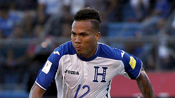 Honduraslı milli futbolcu silahlı saldırıya kurban gitti