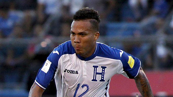 مقتل لاعب منتخب هندوراس لكرة القدم أرنولد بيرالتا برصاص مجهولين