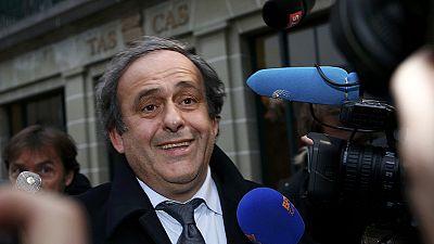 Michel Platini reste hors-jeu