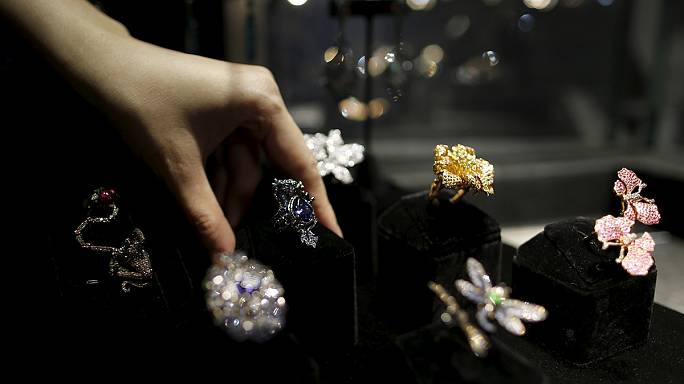 Luxury jewellery boutique robbed in Paris