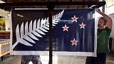 Neuseelands neue Flagge