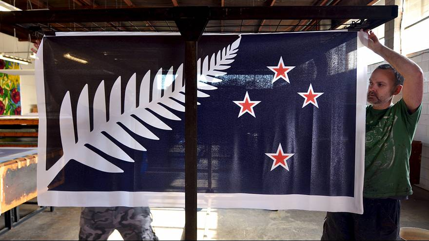 Páfrányos lehet Új-Zéland új zászlója