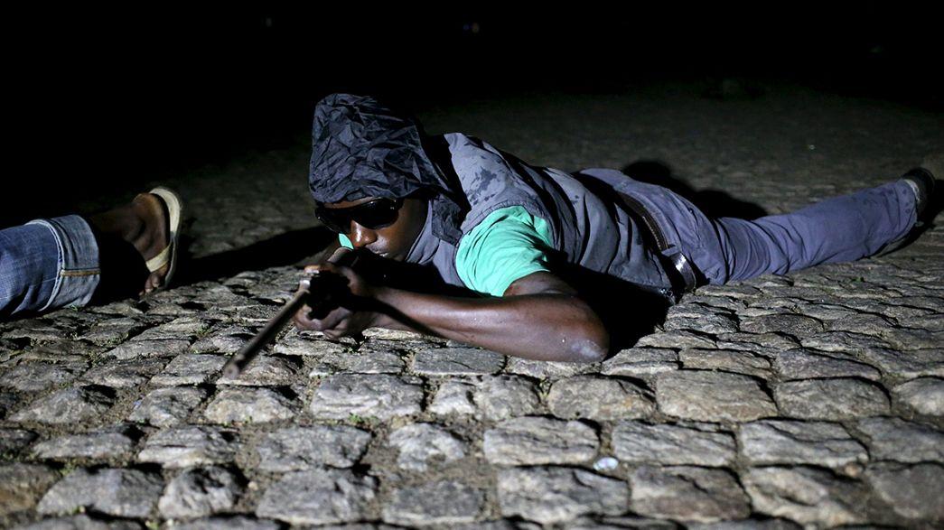 Doce muertos en un asalto a un cuartel militar en Burundi