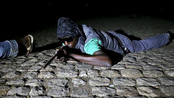 В Бурунди отбили атаки на военные базы